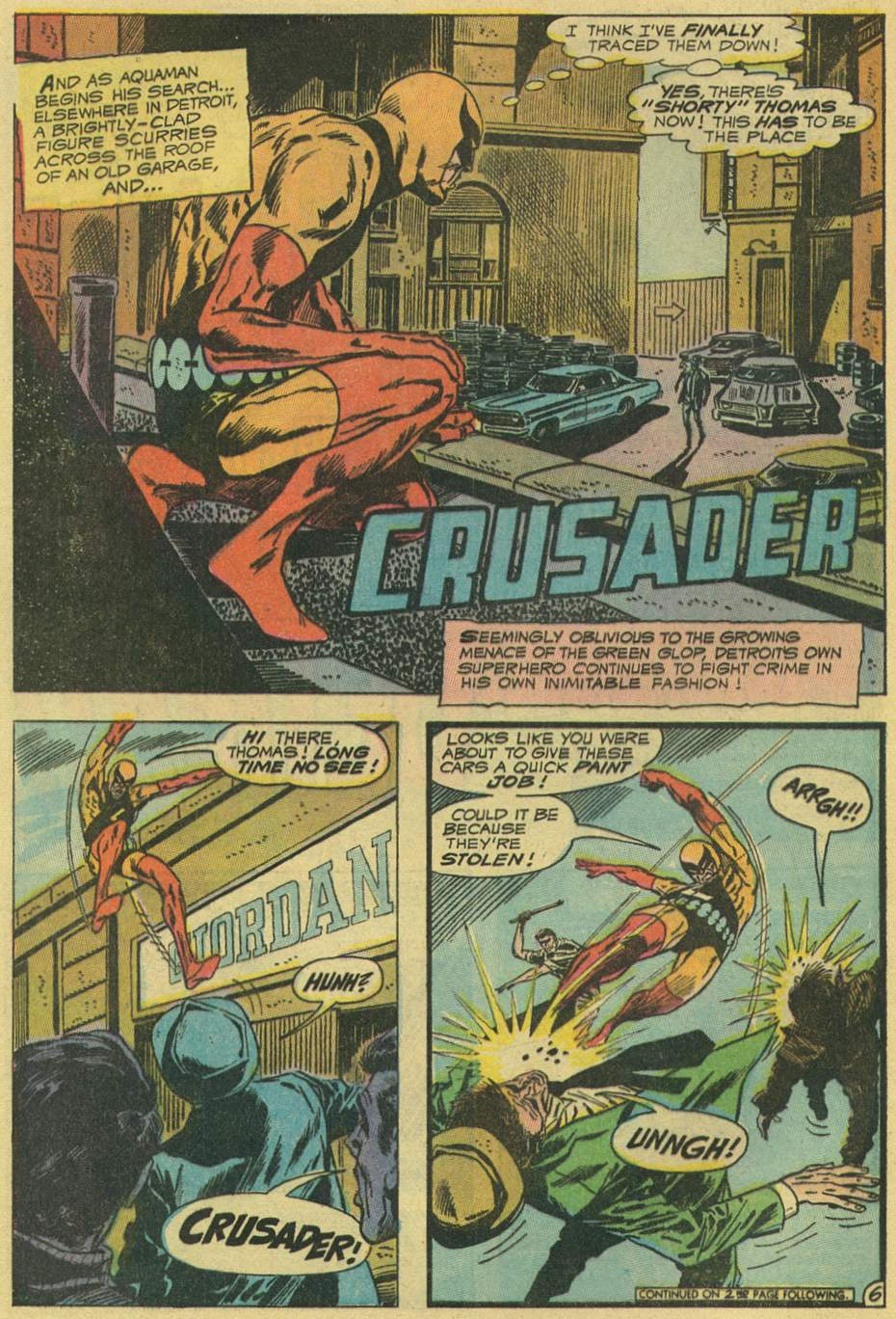 Aquaman (1962) Issue #56 #56 - English 8