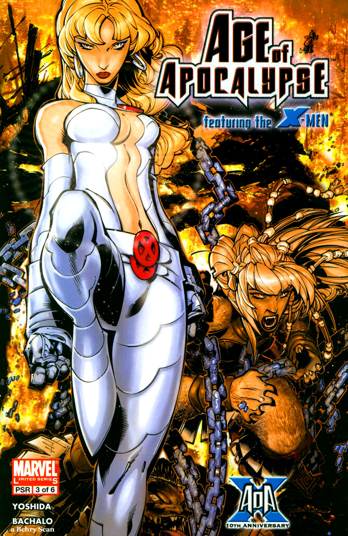 Age of Apocalypse (2005) 3 Page 1
