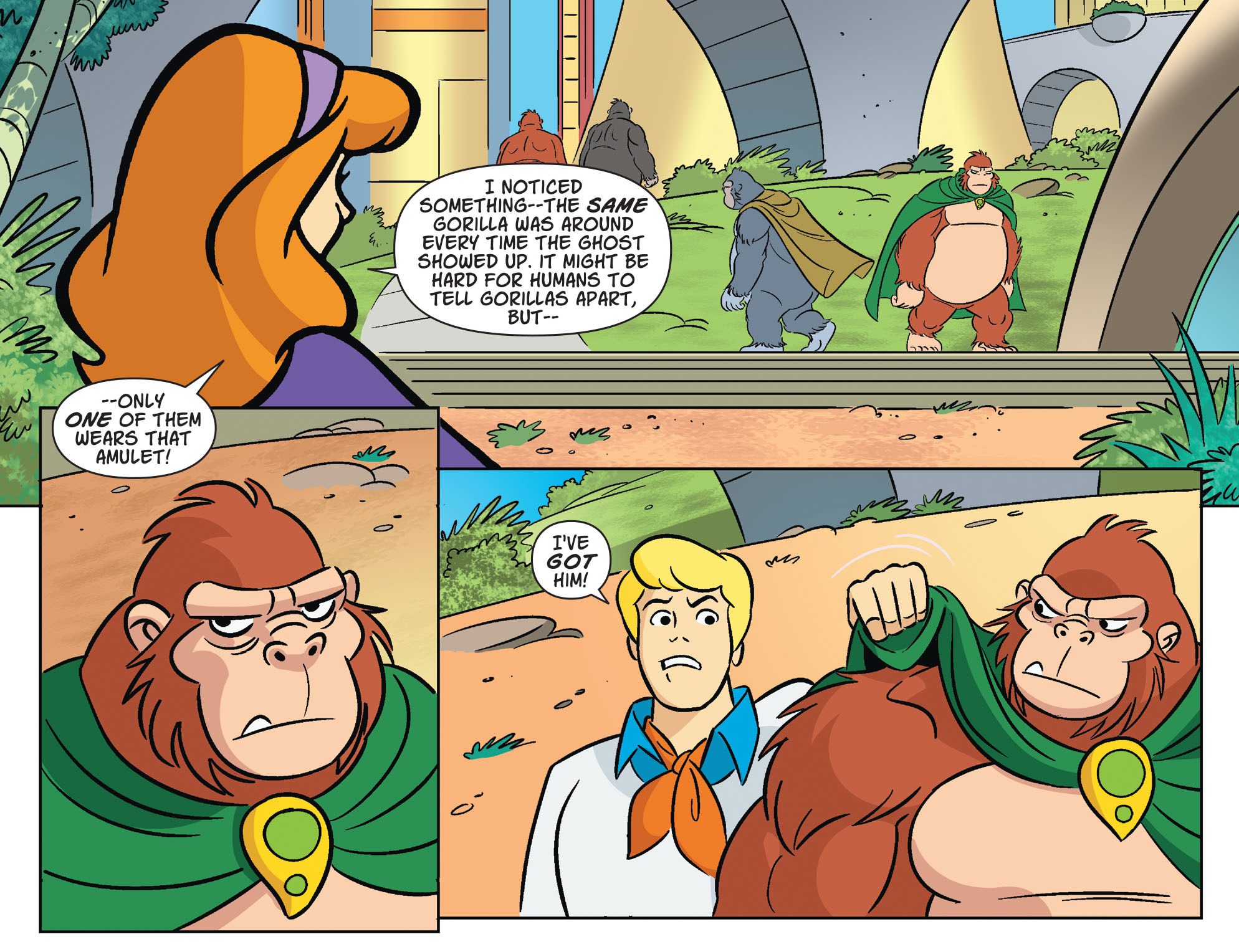 Read online Scooby-Doo! Team-Up comic -  Issue #30 - 18