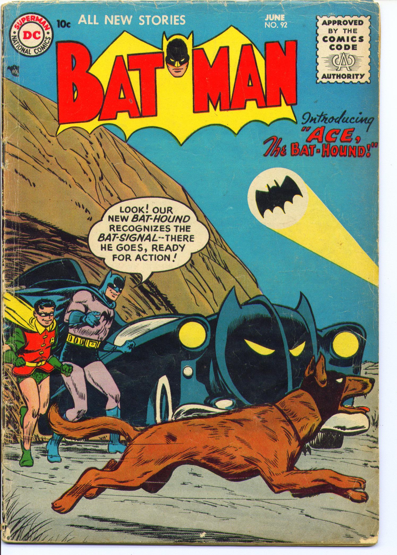 Batman (1940) 92 Page 1