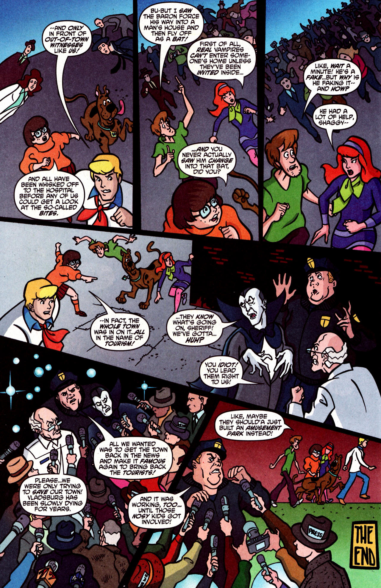 Read online Scooby-Doo (1997) comic -  Issue #128 - 21