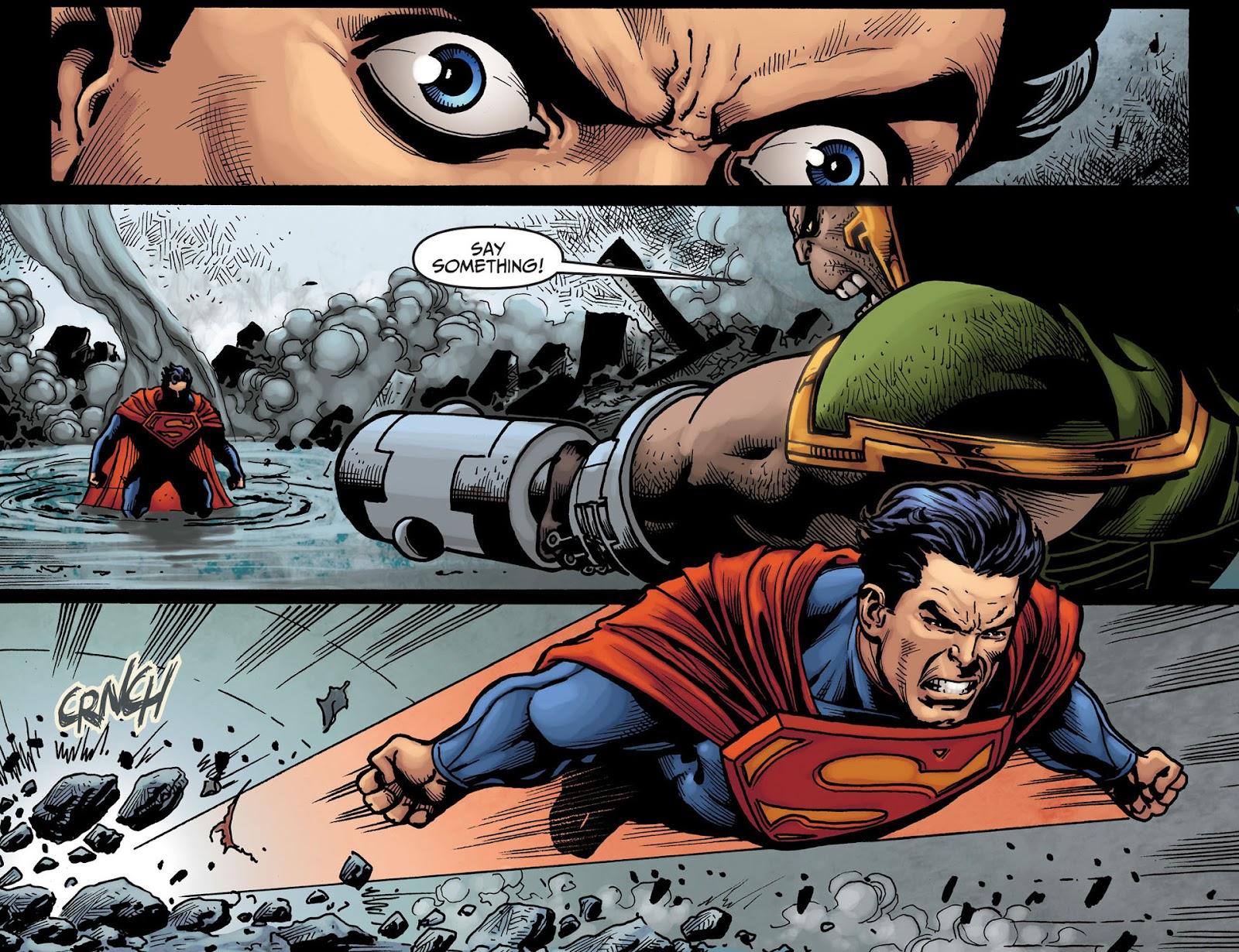 Injustice: Gods Among Us [I] Issue #23 #24 - English 4