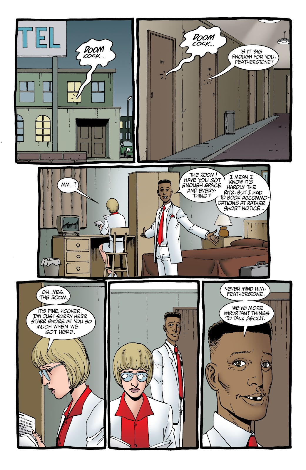 Preacher Issue #62 #71 - English 15