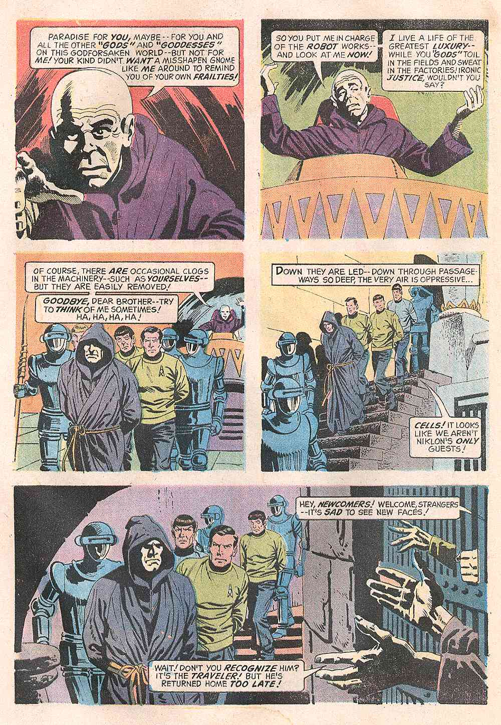 Star Trek (1967) Issue #13 #13 - English 21