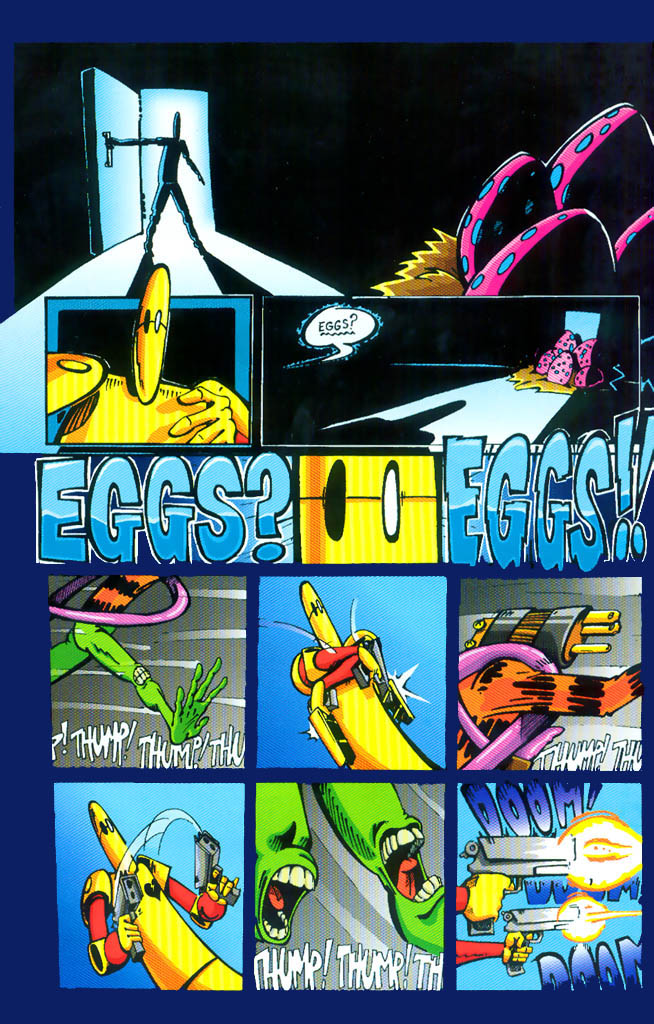 Read online Scud: The Disposable Assassin (1994) comic -  Issue #1 - 18