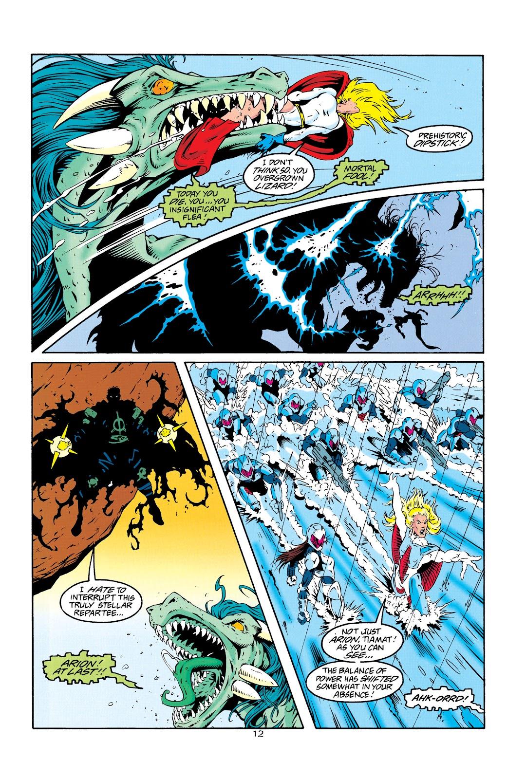 Aquaman (1994) Issue #25 #31 - English 13