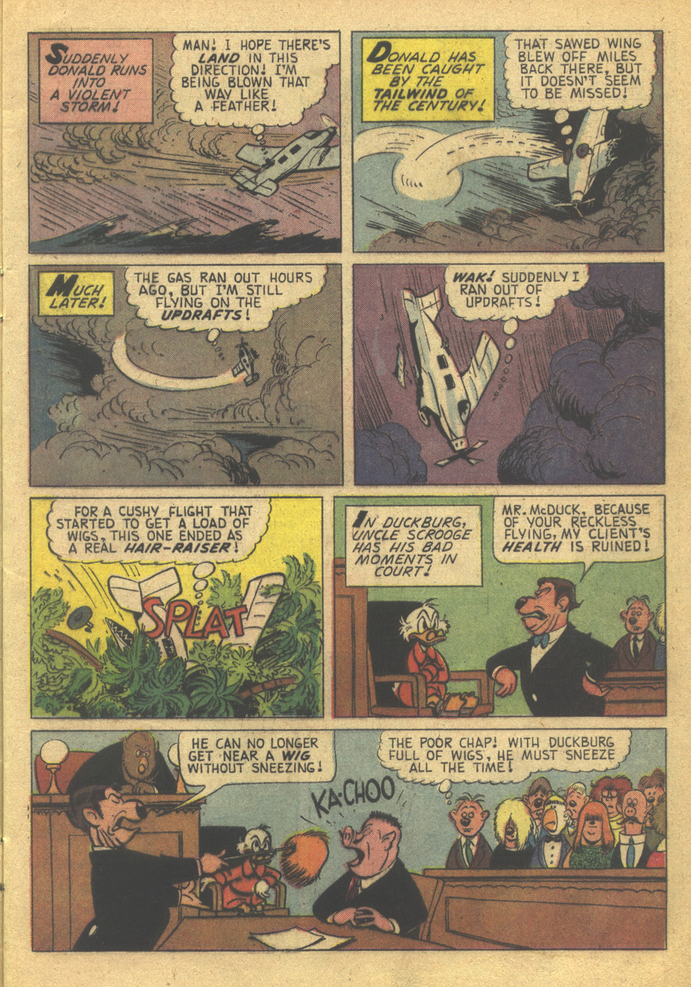 Uncle Scrooge (1953) Issue #85 #85 - English 9