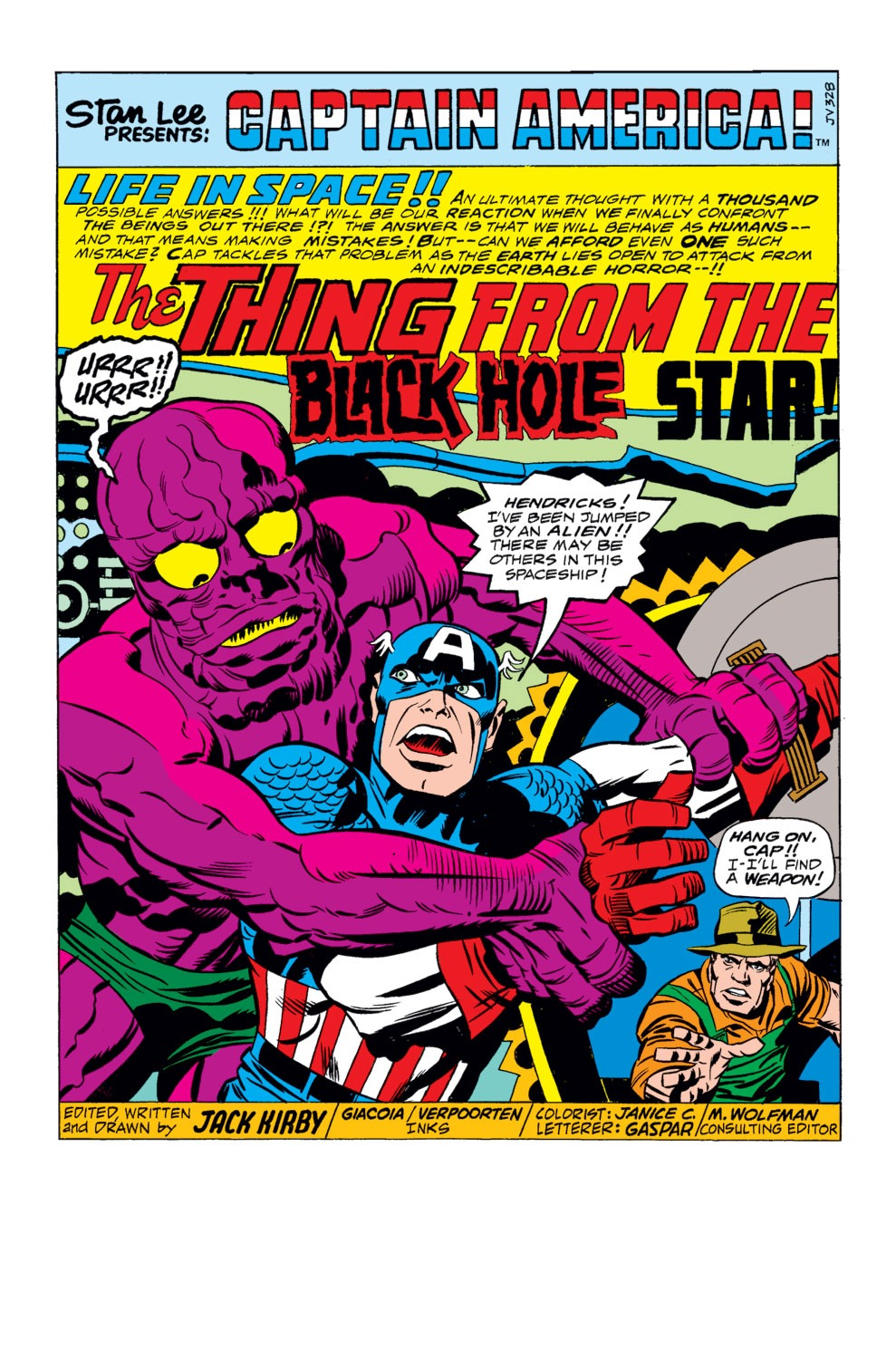 Captain America (1968) _Annual 3 #3 - English 2