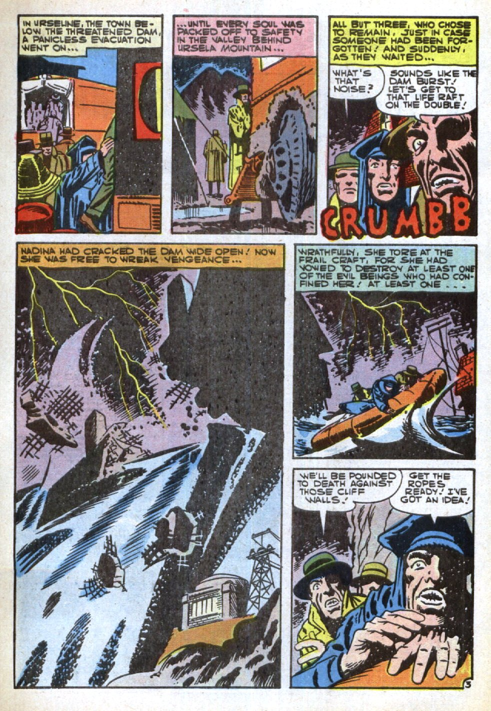 Read online Scary Tales comic -  Issue #46 - 29