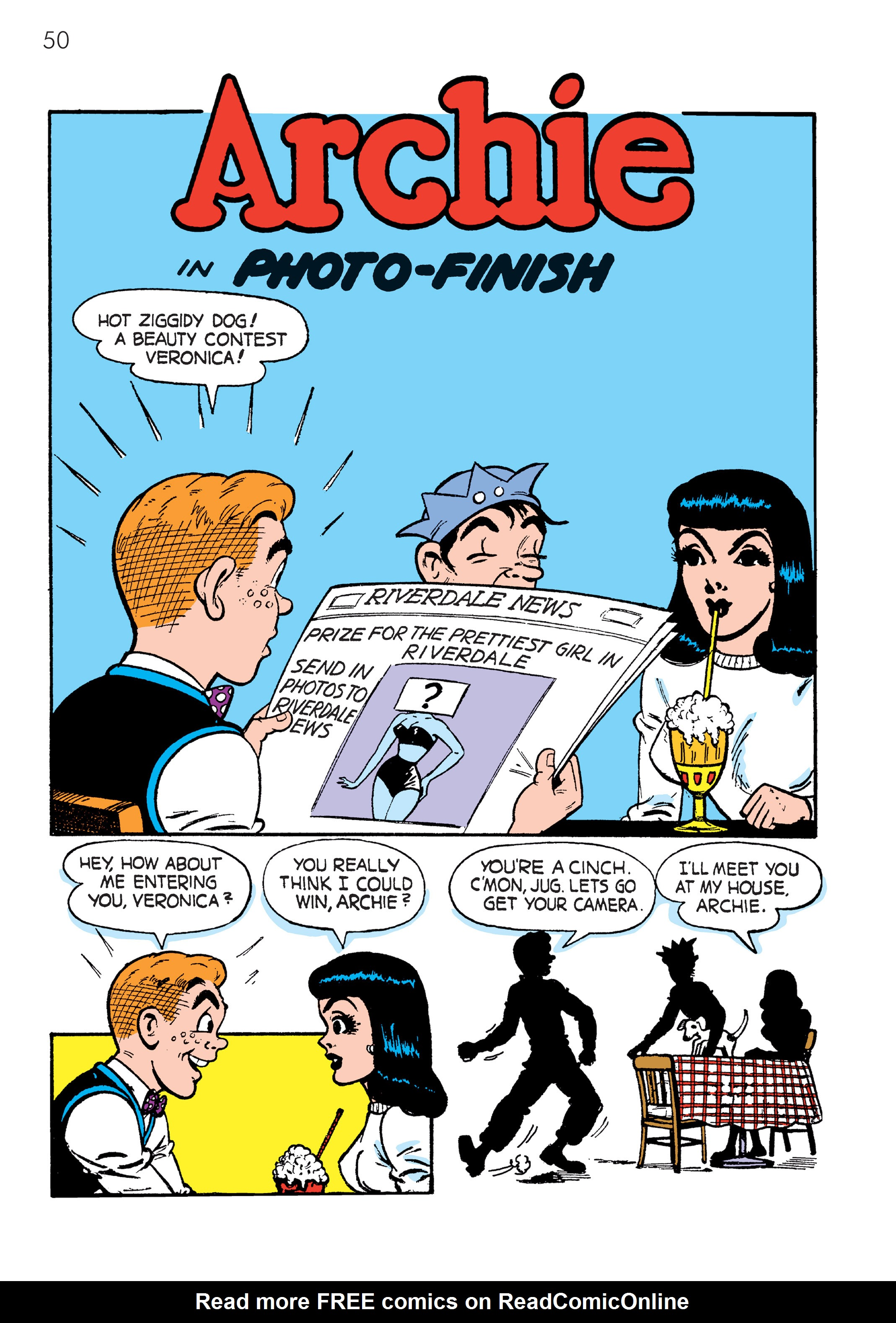 Read online The Best of Archie Comics comic -  Issue # TPB 4 (Part 1) - 51