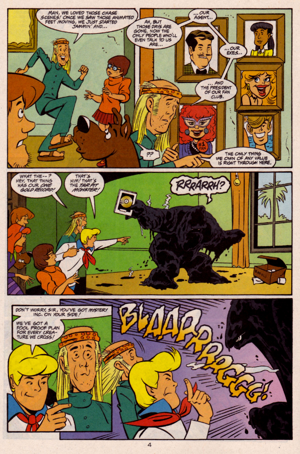 Read online Scooby-Doo (1997) comic -  Issue #27 - 17