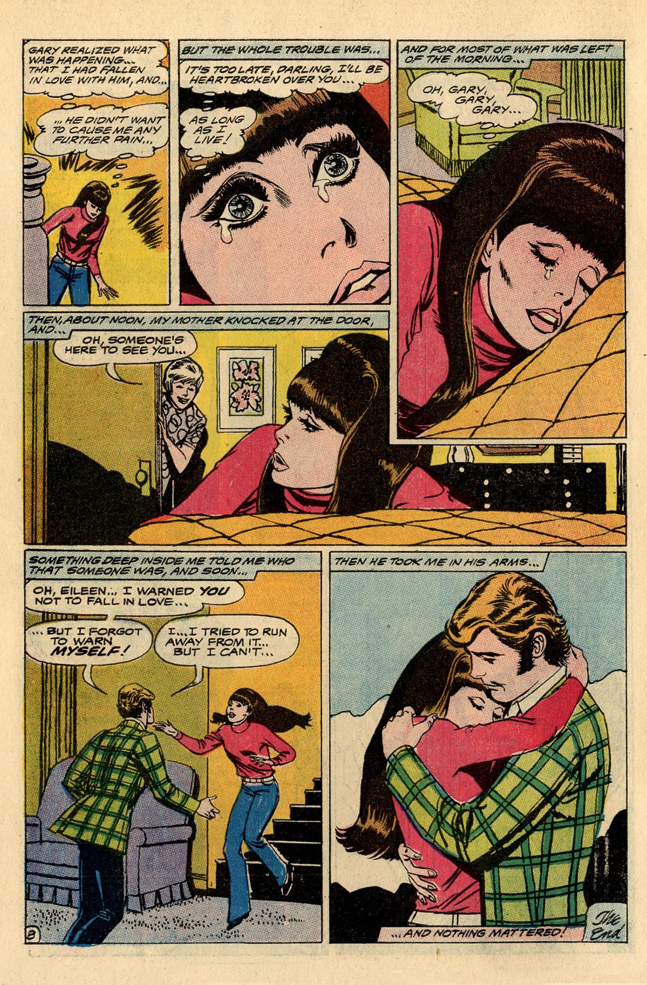 Read online Secret Hearts comic -  Issue #137 - 10