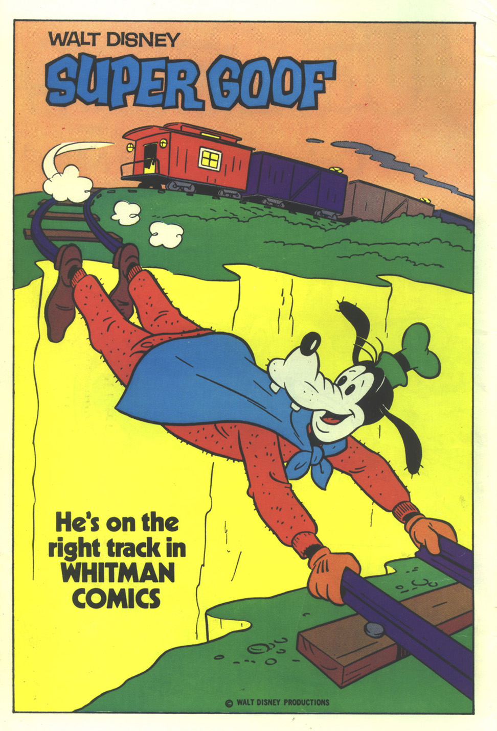 Uncle Scrooge (1953) Issue #195 #195 - English 2