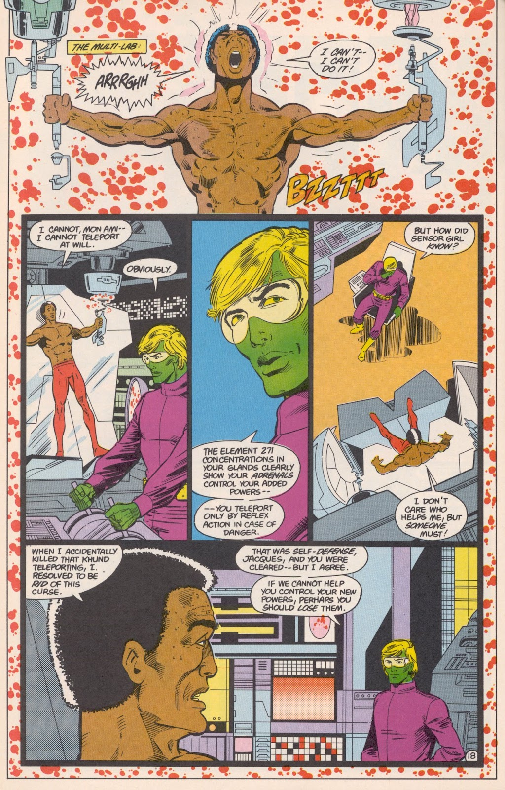 Tales of the Legion Issue #342 #29 - English 19
