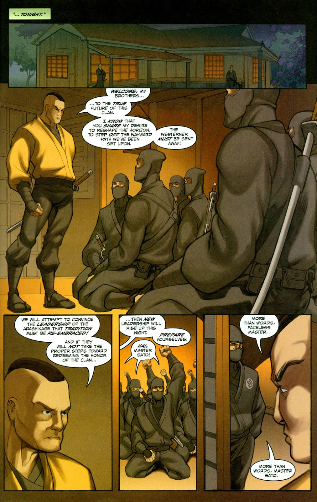 Snake Eyes: Declassified Issue #3 #3 - English 17