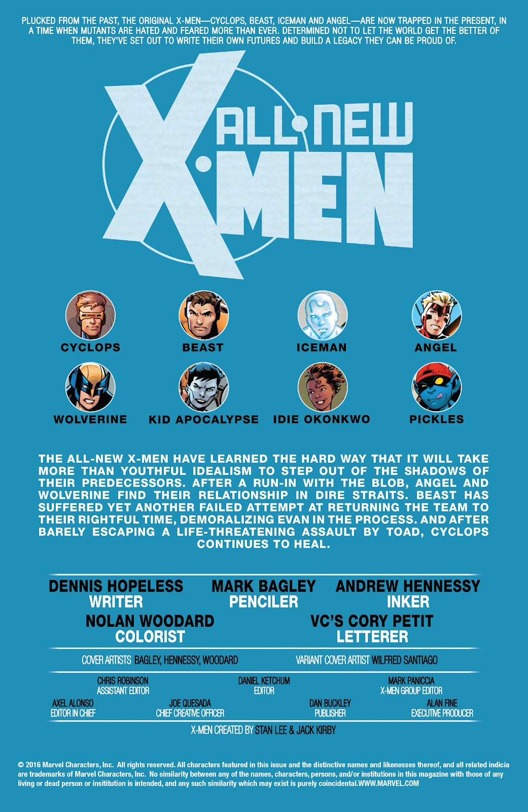 All-New X-Men (2016) Issue #12 #14 - English 2