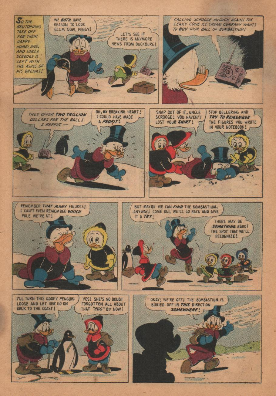 Uncle Scrooge (1953) Issue #17 #17 - English 27