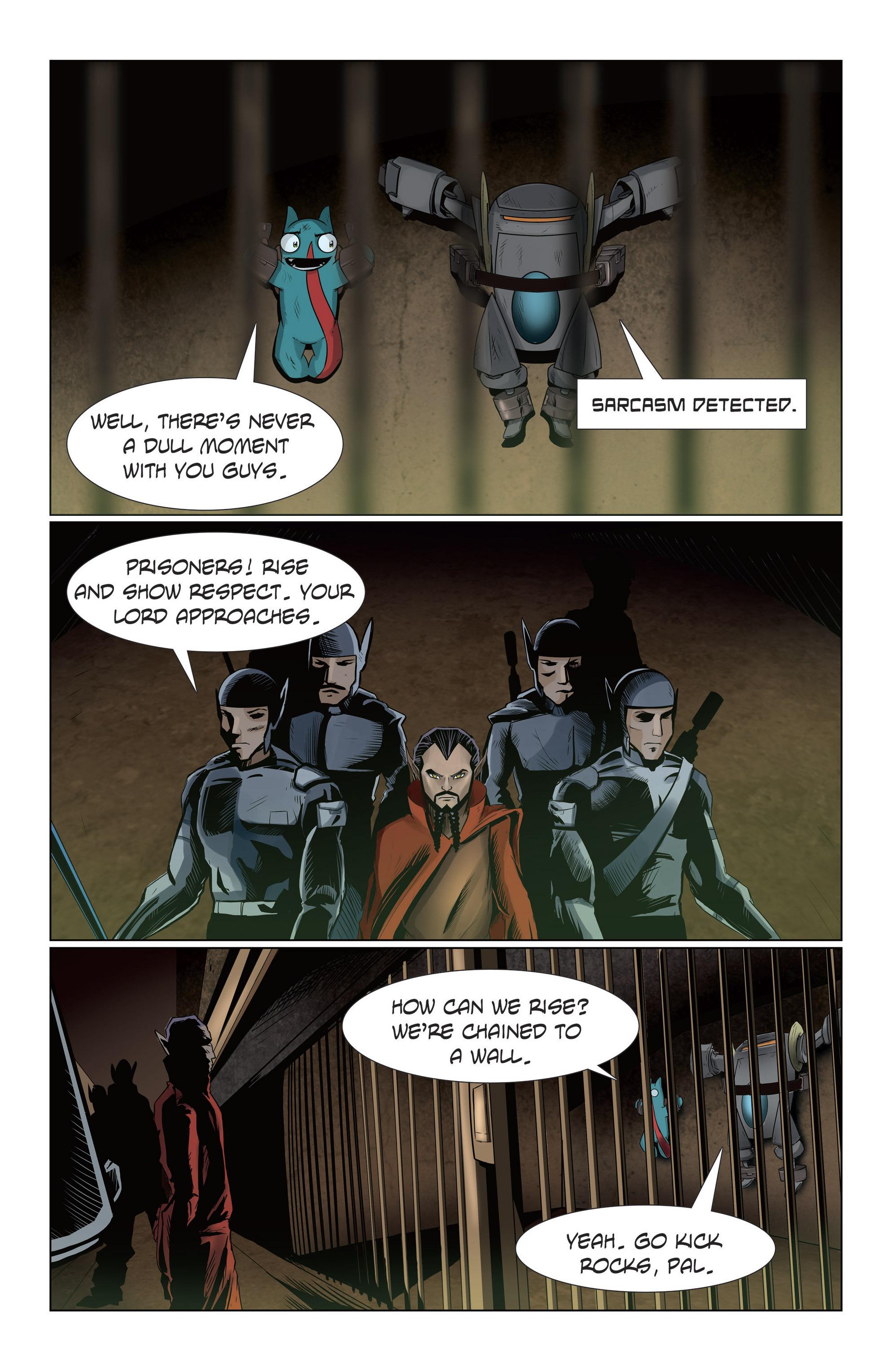 The Adventures of Miru chap 4 pic 16