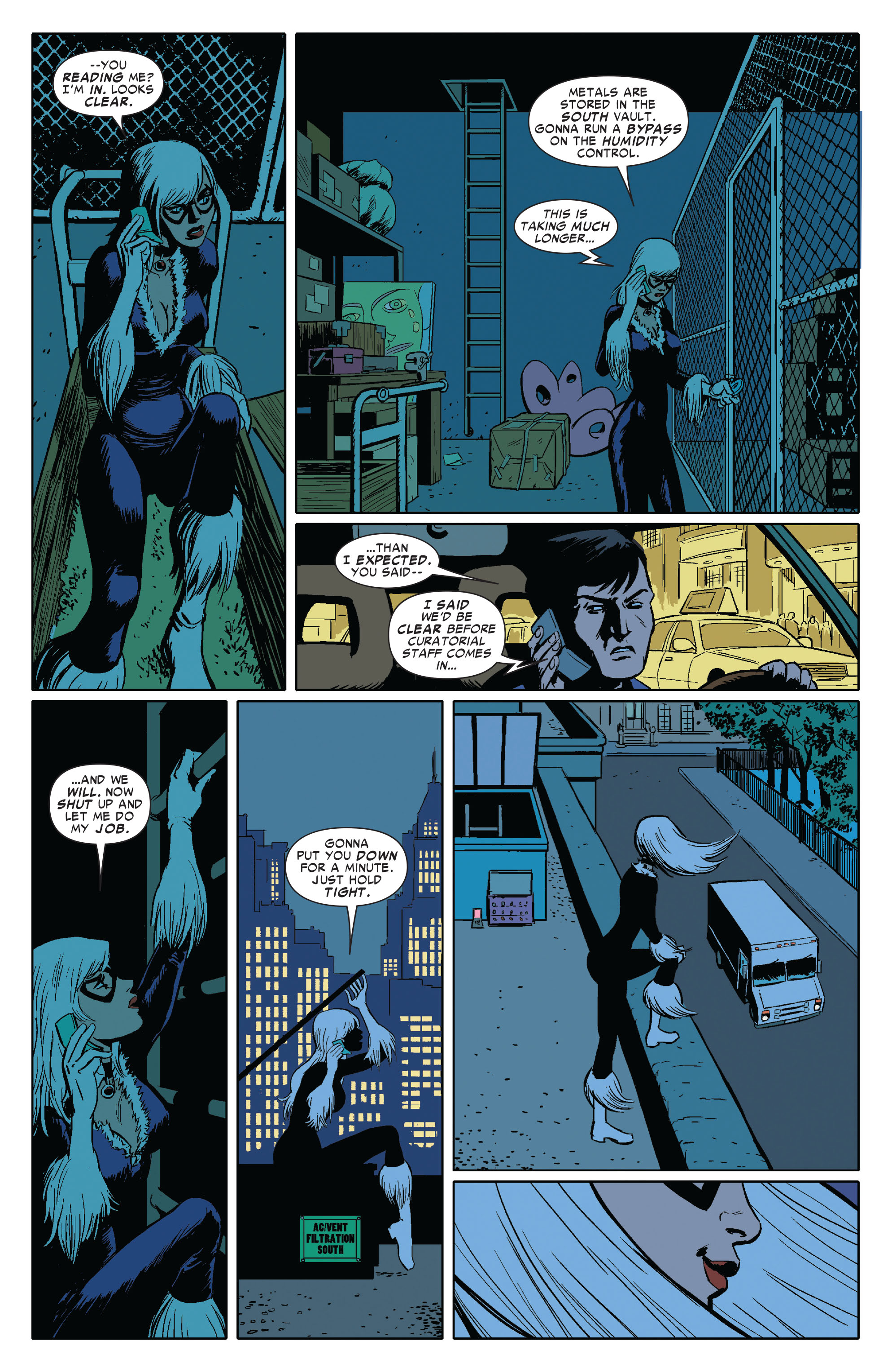 Amazing Spider-Man Presents: Black Cat 3 Page 14