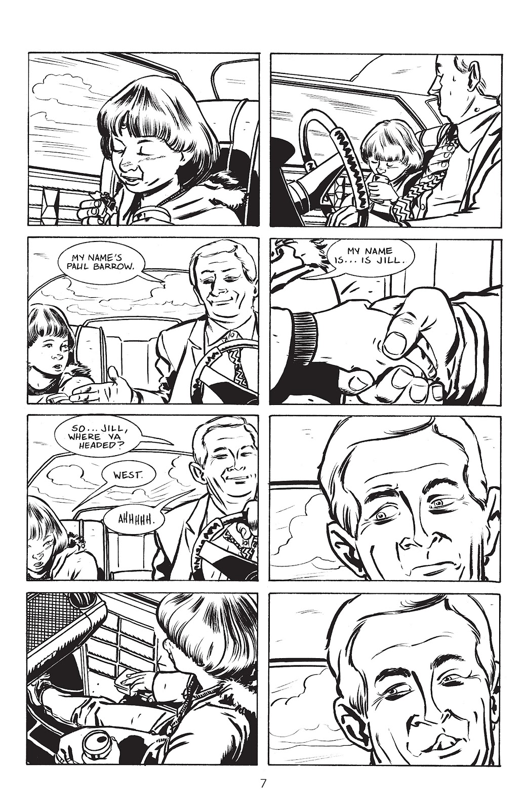 Stray Bullets Issue #4 #4 - English 9