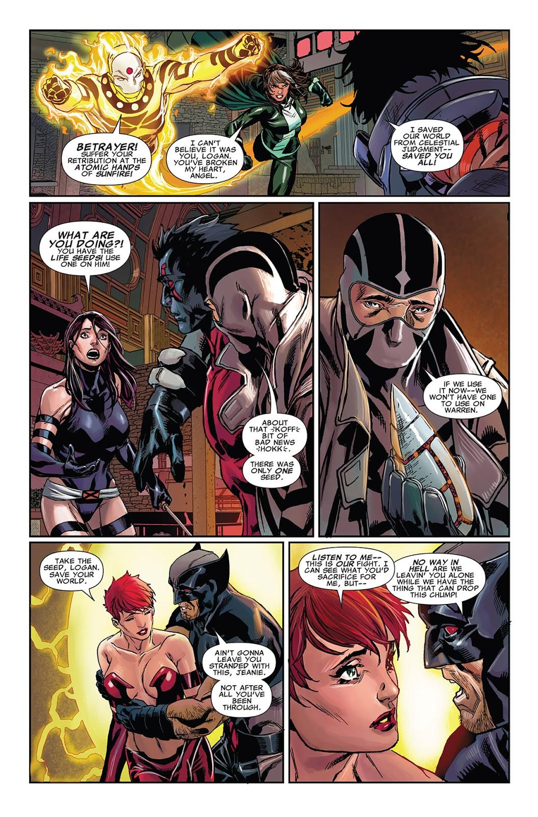 Uncanny X-Force (2010) Issue #13 #14 - English 20