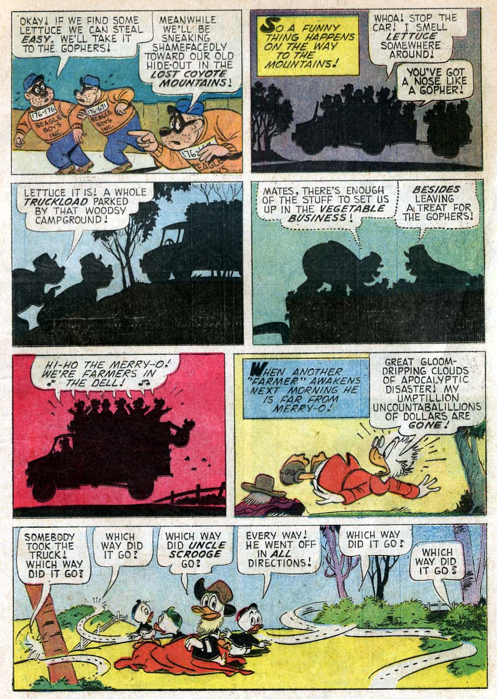 Uncle Scrooge (1953) Issue #51 #51 - English 13
