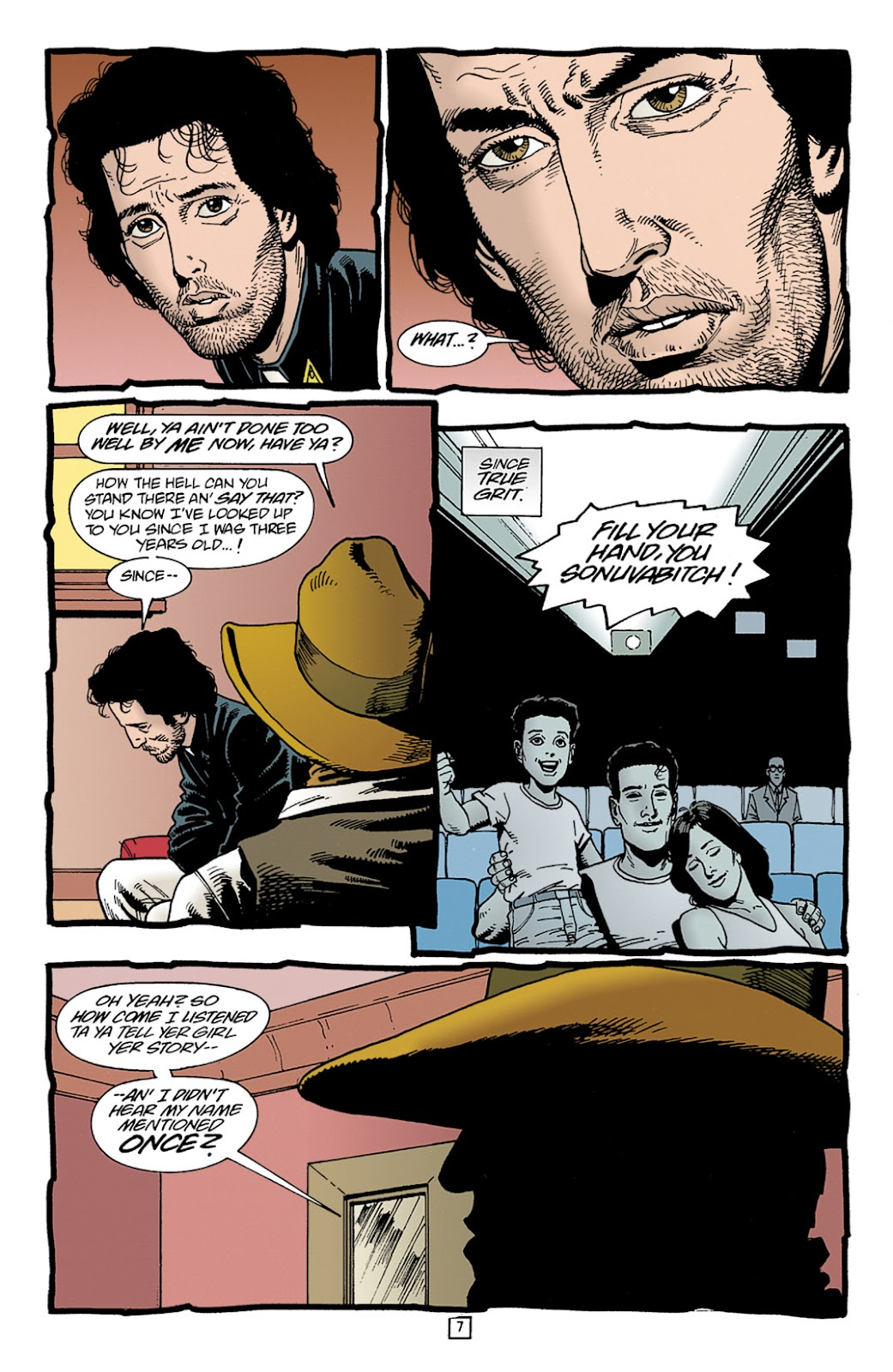 Preacher Issue #11 #20 - English 8