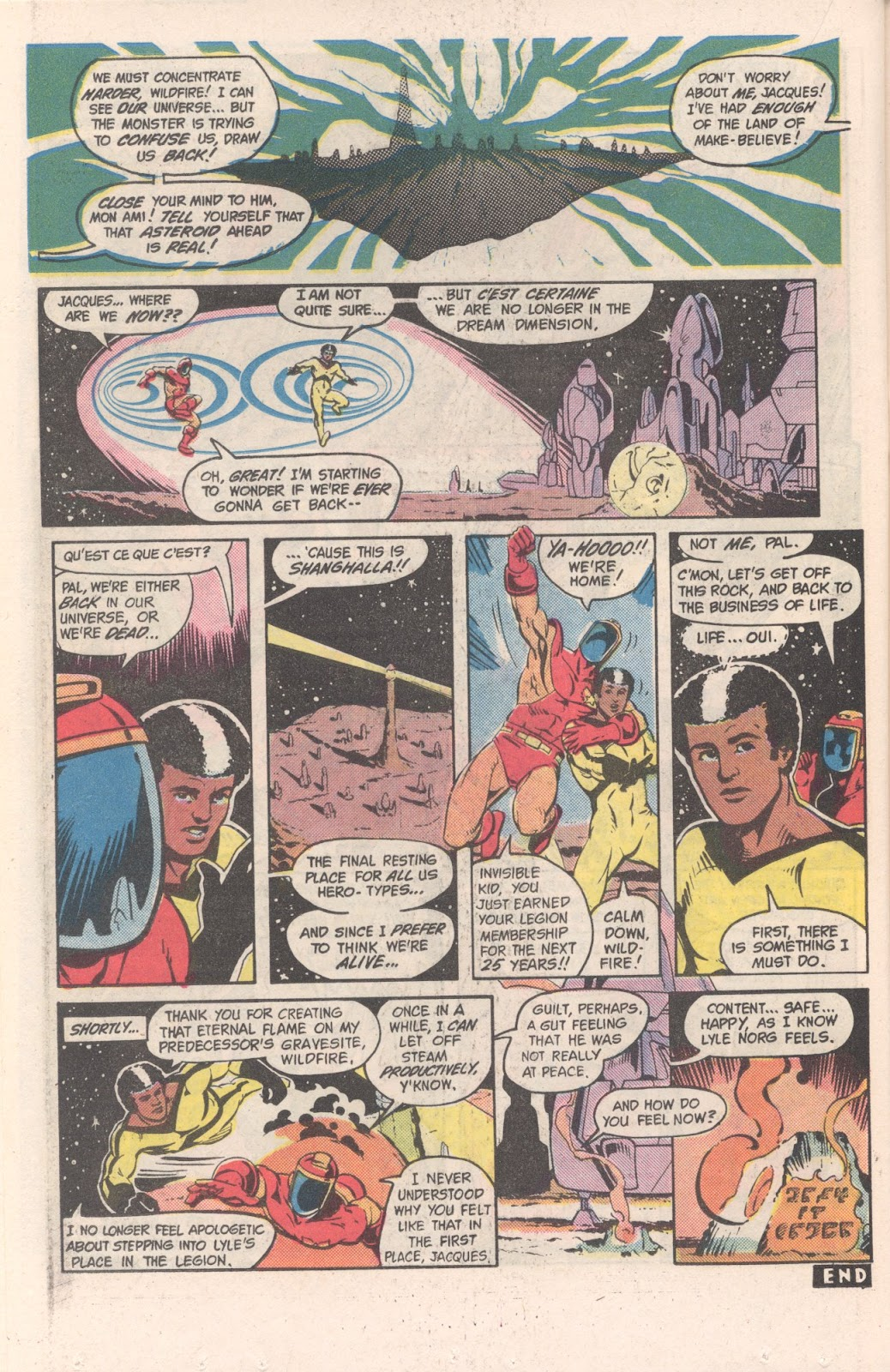 Tales of the Legion Issue #317 #4 - English 17