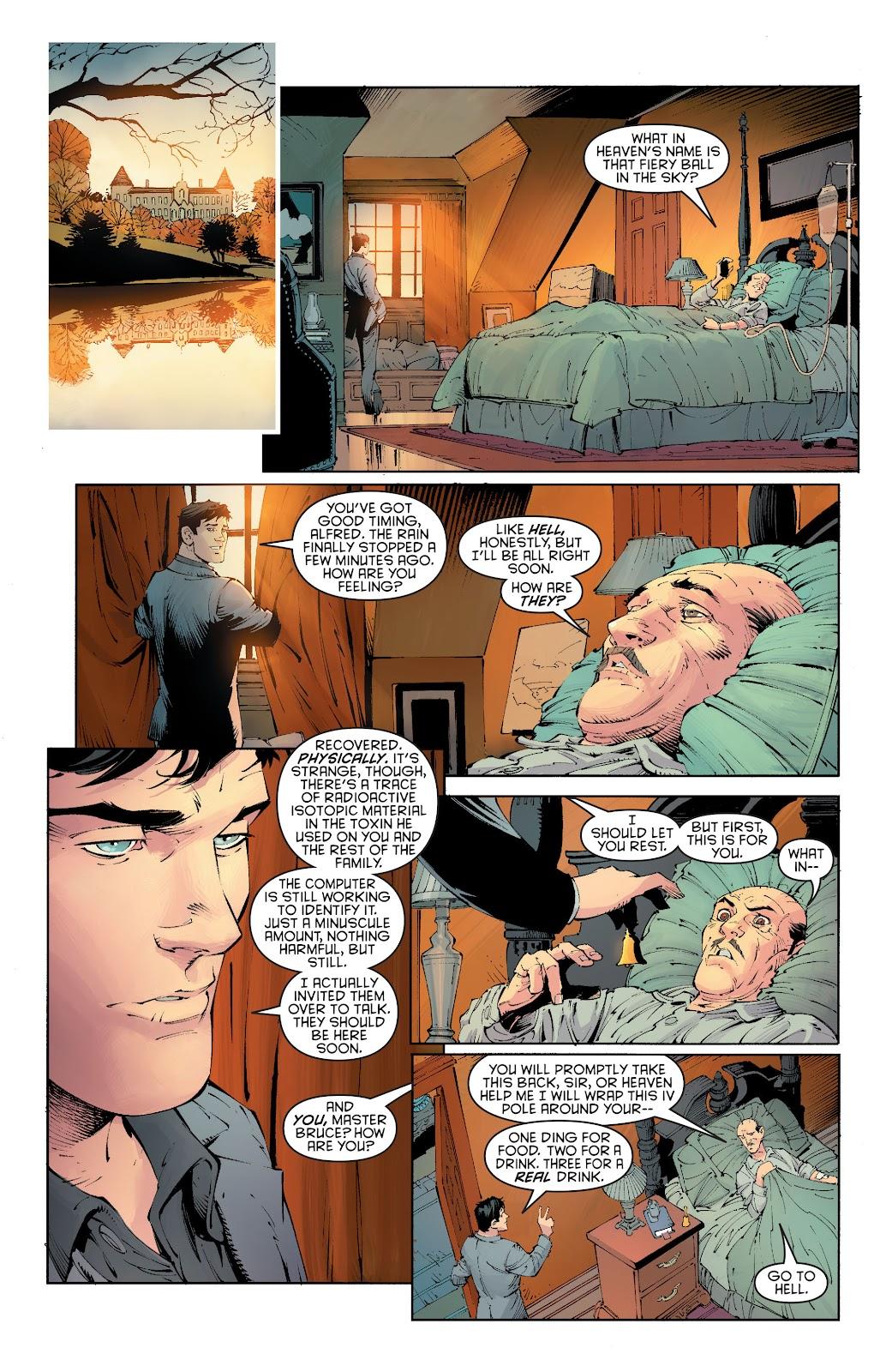 Batman (2011) Issue #17 #32 - English 25