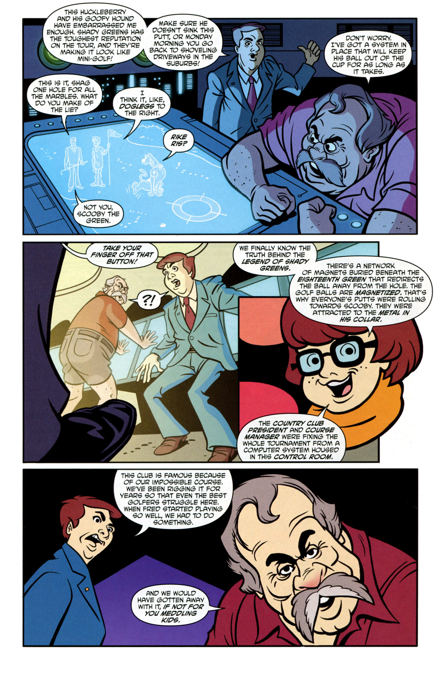 Read online Scooby-Doo: Where Are You? comic -  Issue #23 - 14