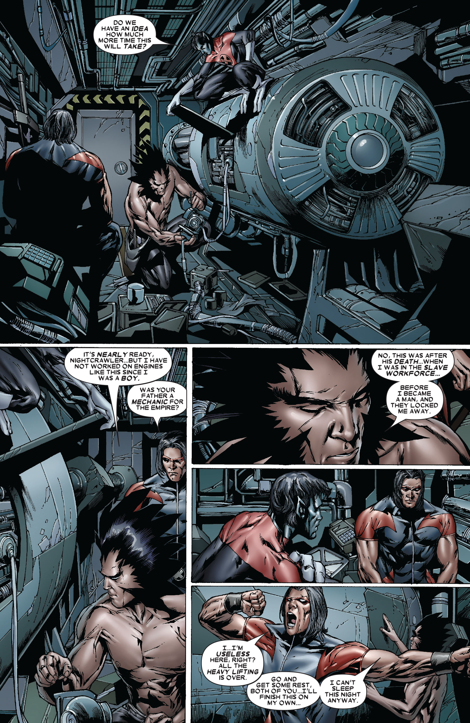 Uncanny X-Men (1963) 481 Page 12