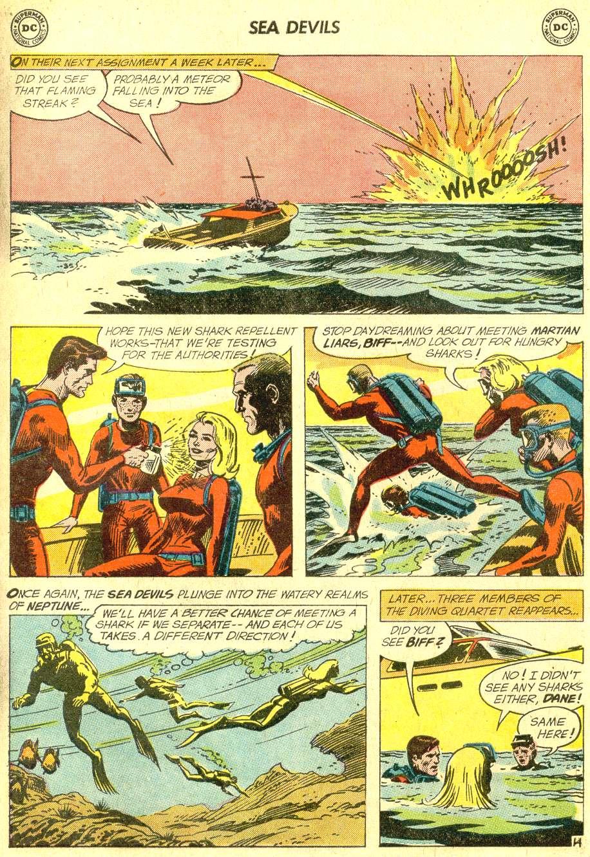 Read online Sea Devils comic -  Issue #10 - 22