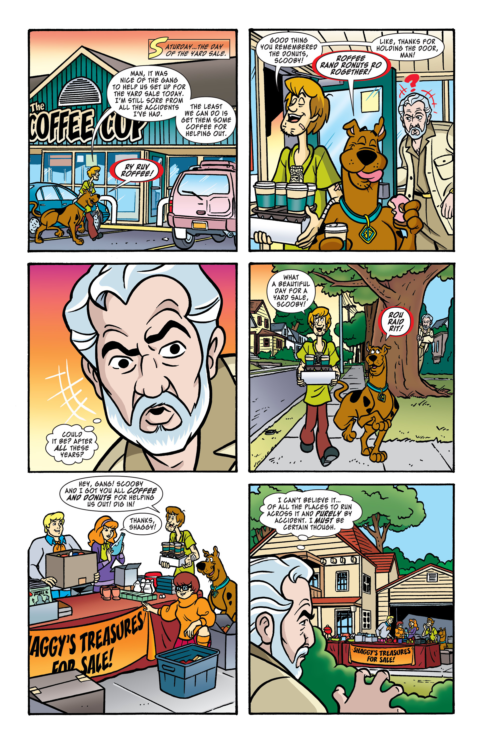Read online Scooby-Doo: Where Are You? comic -  Issue #48 - 8