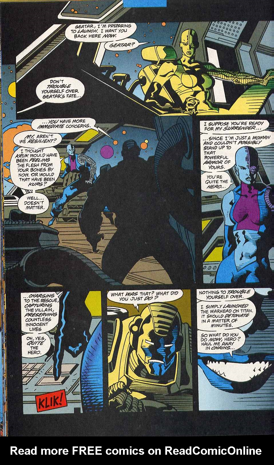 Read online Secret Defenders comic -  Issue #10 - 15
