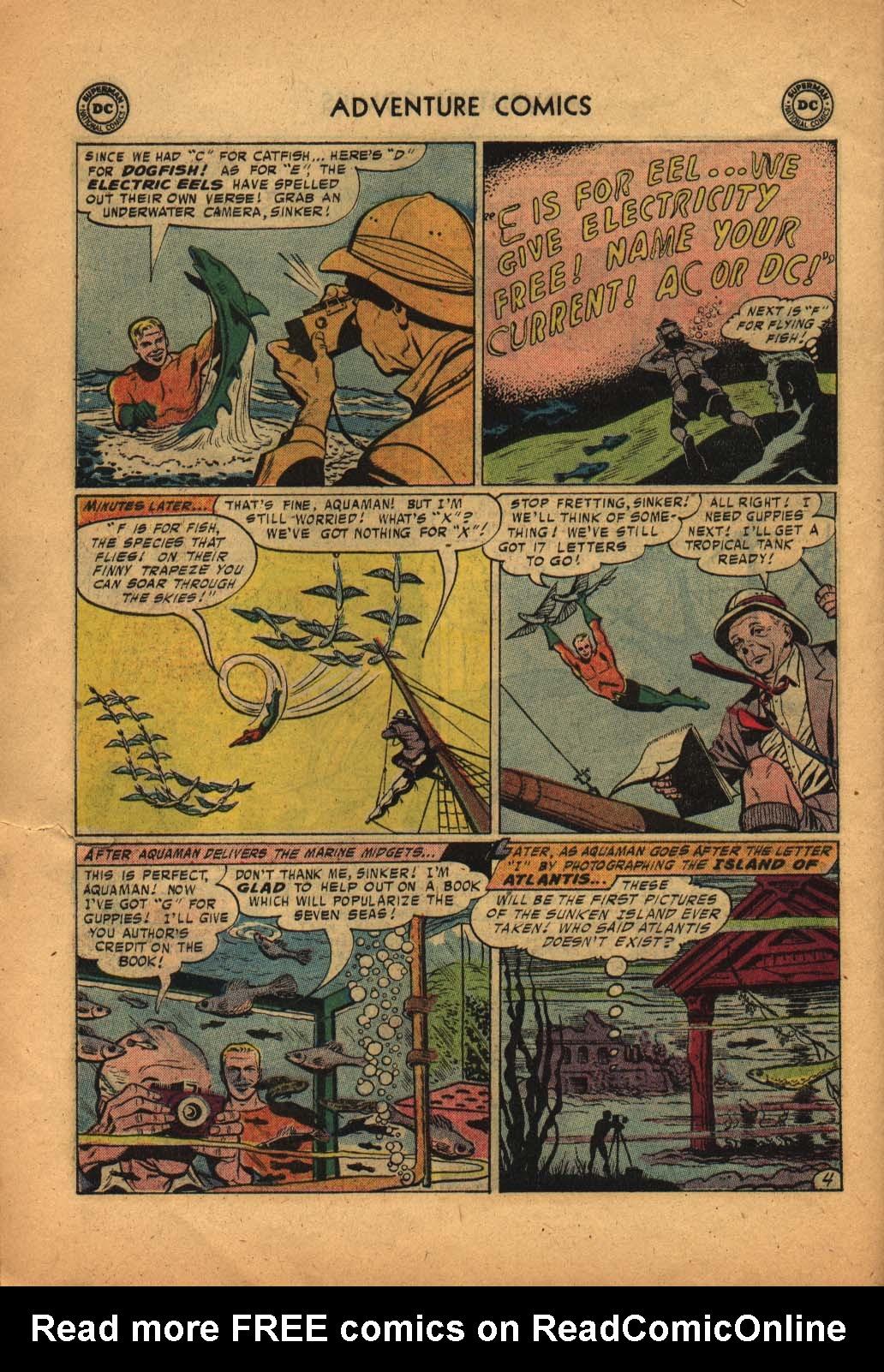 Read online Adventure Comics (1938) comic -  Issue #240 - 30
