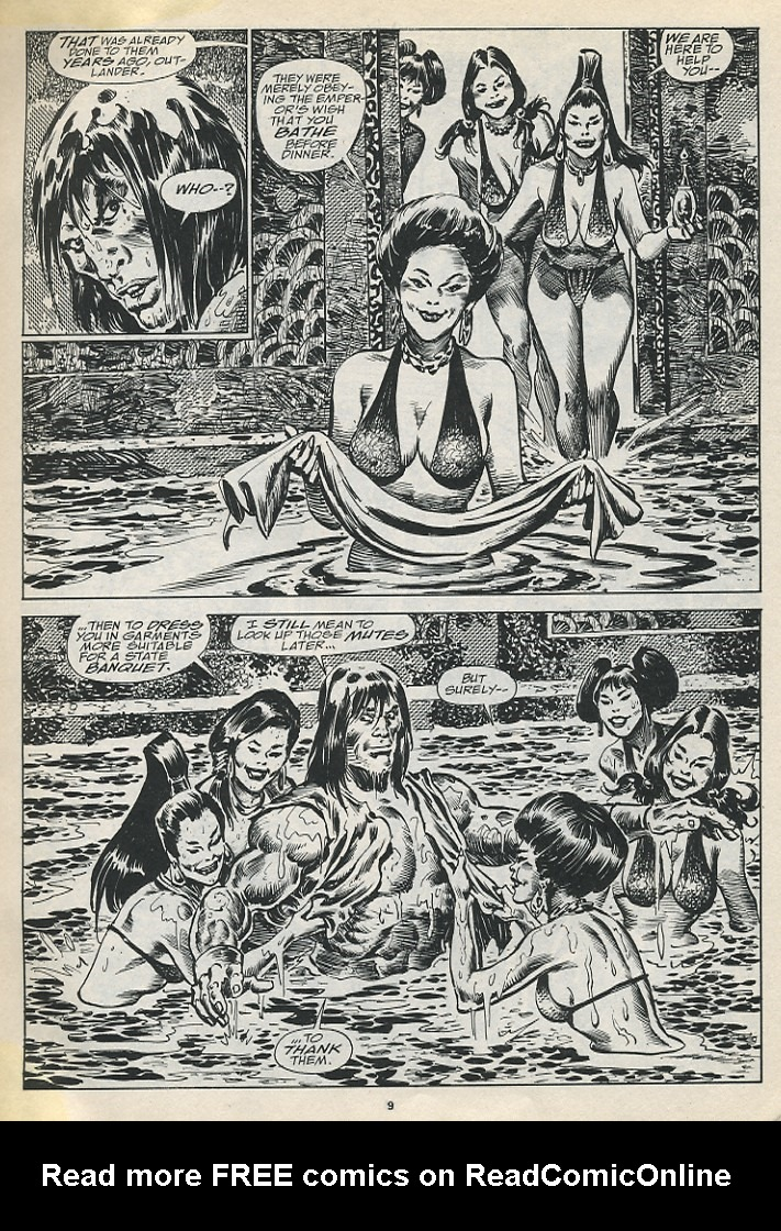 The Savage Sword Of Conan Issue #194 #195 - English 11