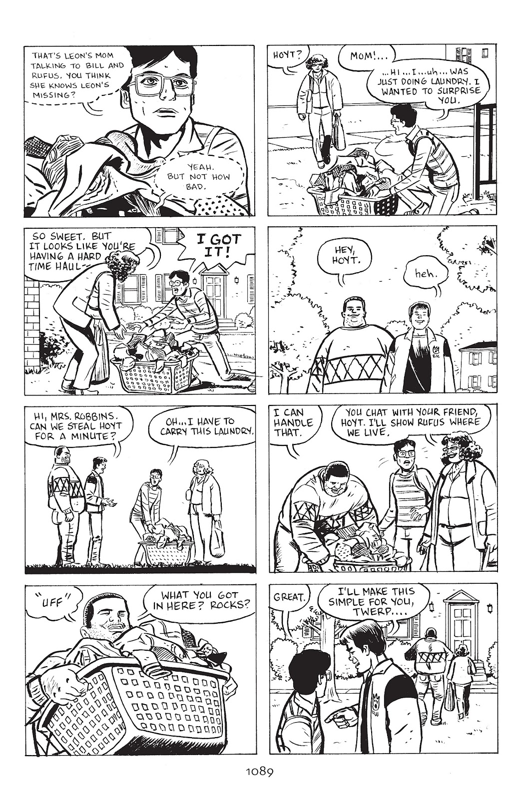 Stray Bullets Issue #41 #41 - English 13