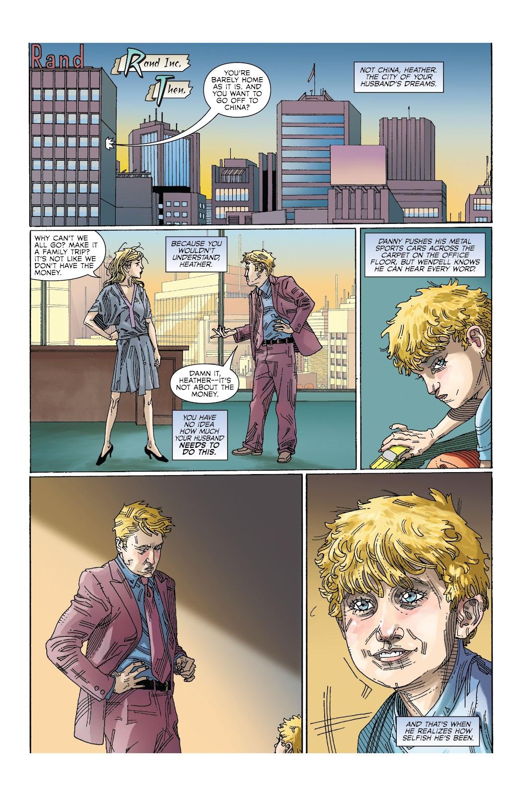 The Immortal Iron Fist Issue #27 #28 - English 13