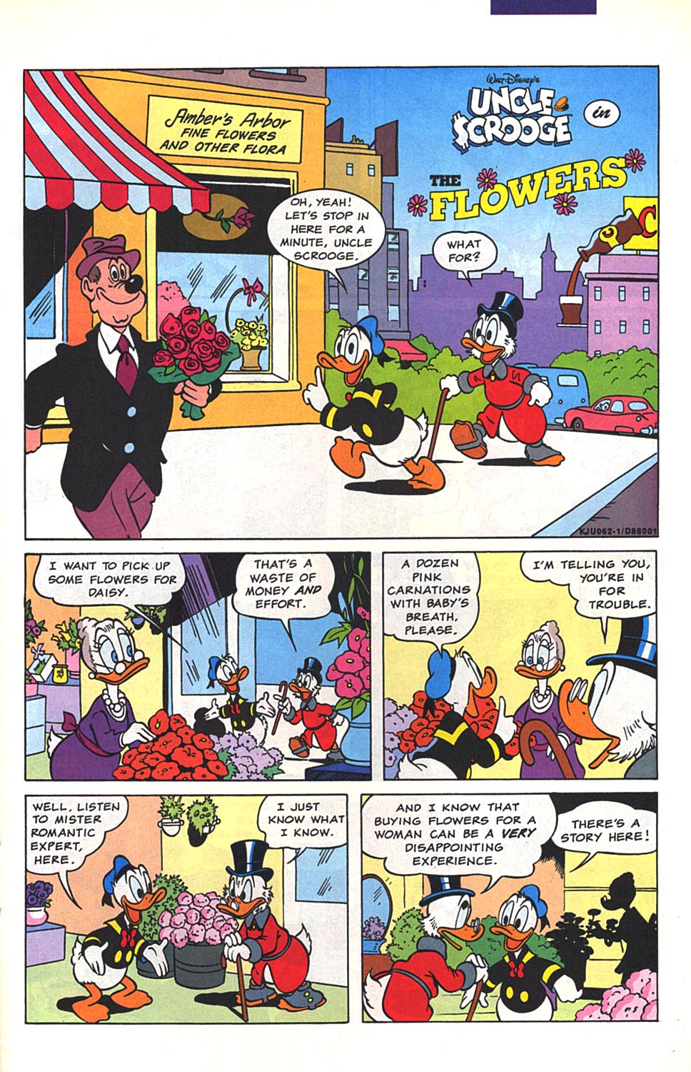 Uncle Scrooge (1953) Issue #269 #269 - English 21