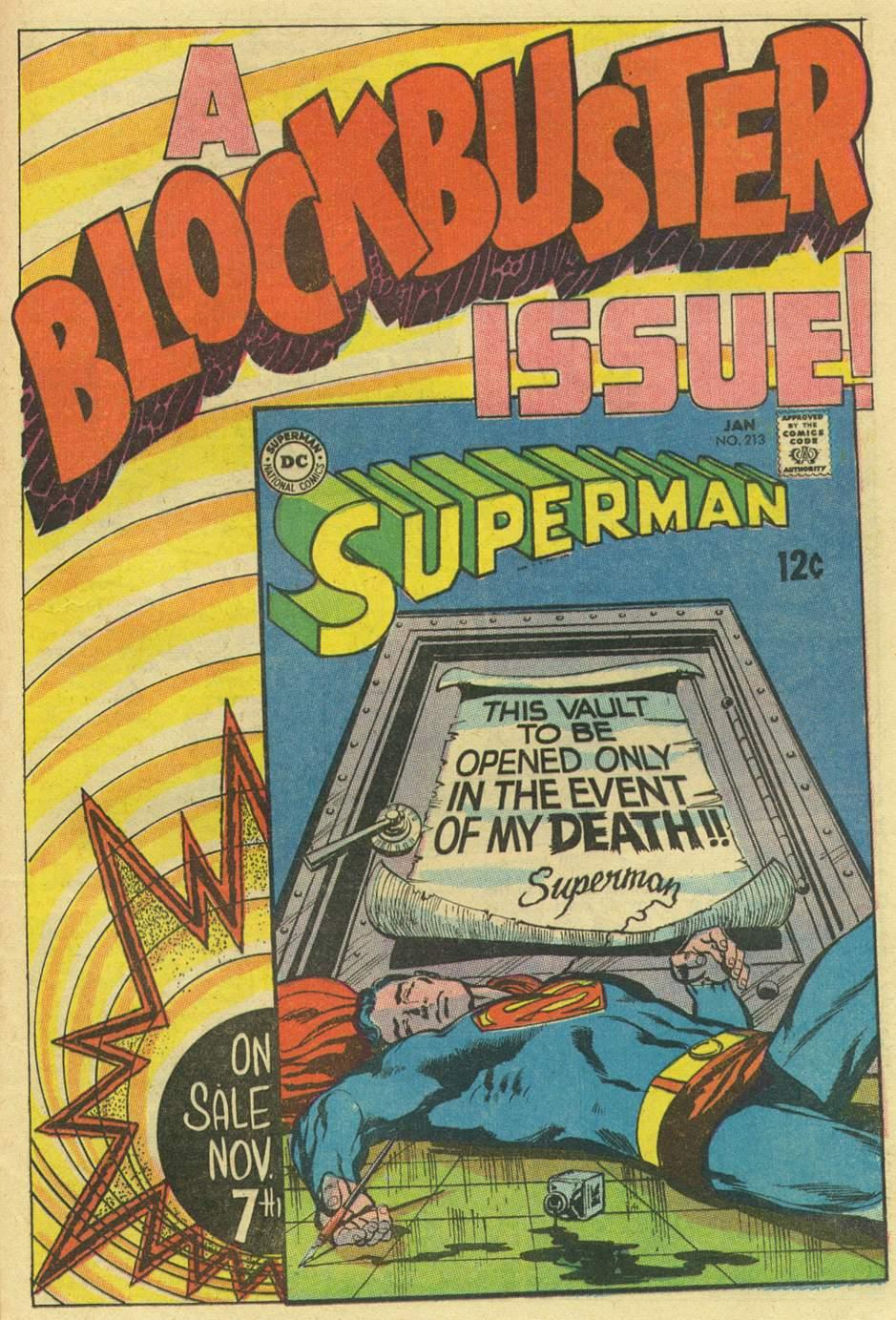 Aquaman (1962) Issue #43 #43 - English 21