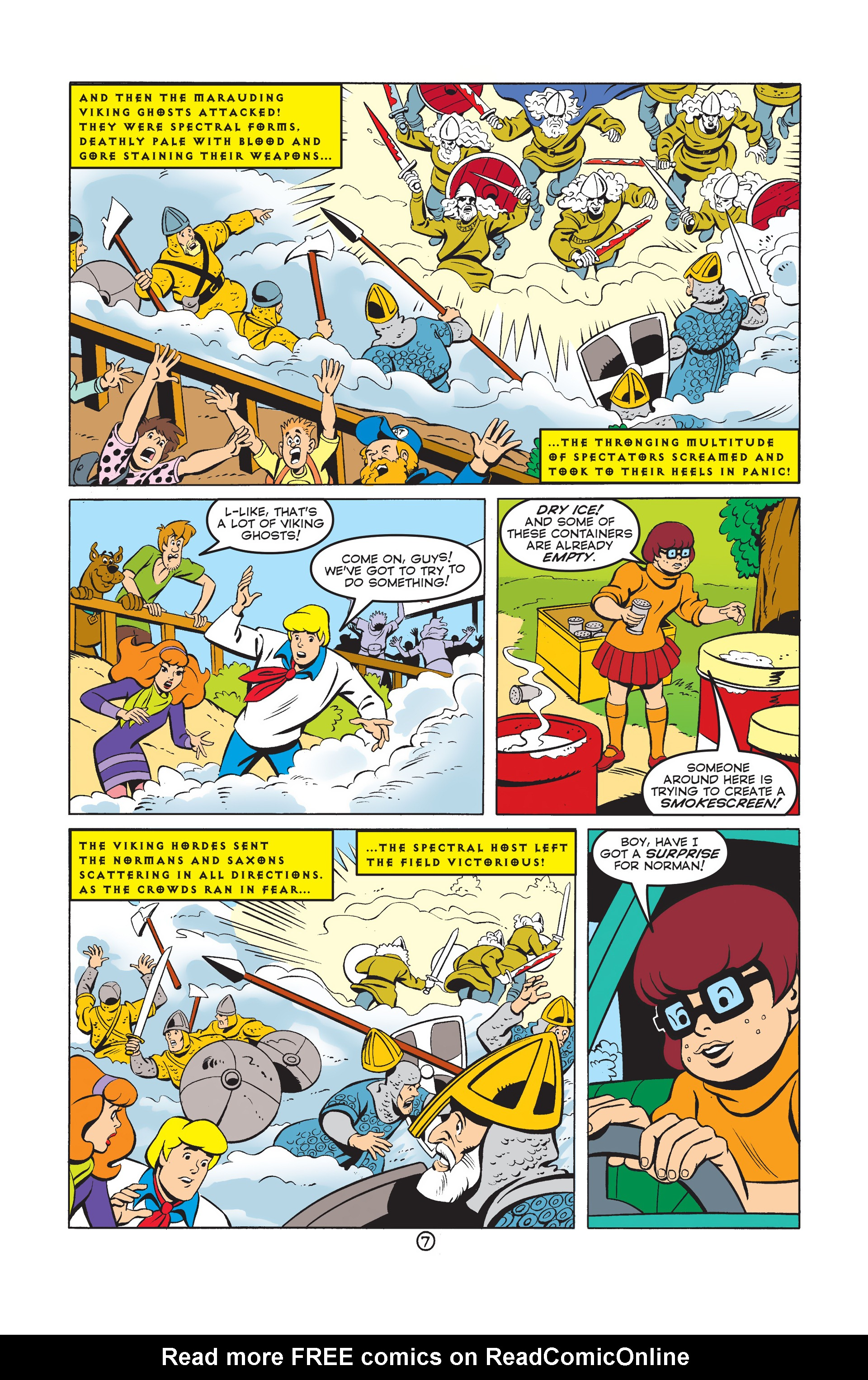 Read online Scooby-Doo (1997) comic -  Issue #48 - 8