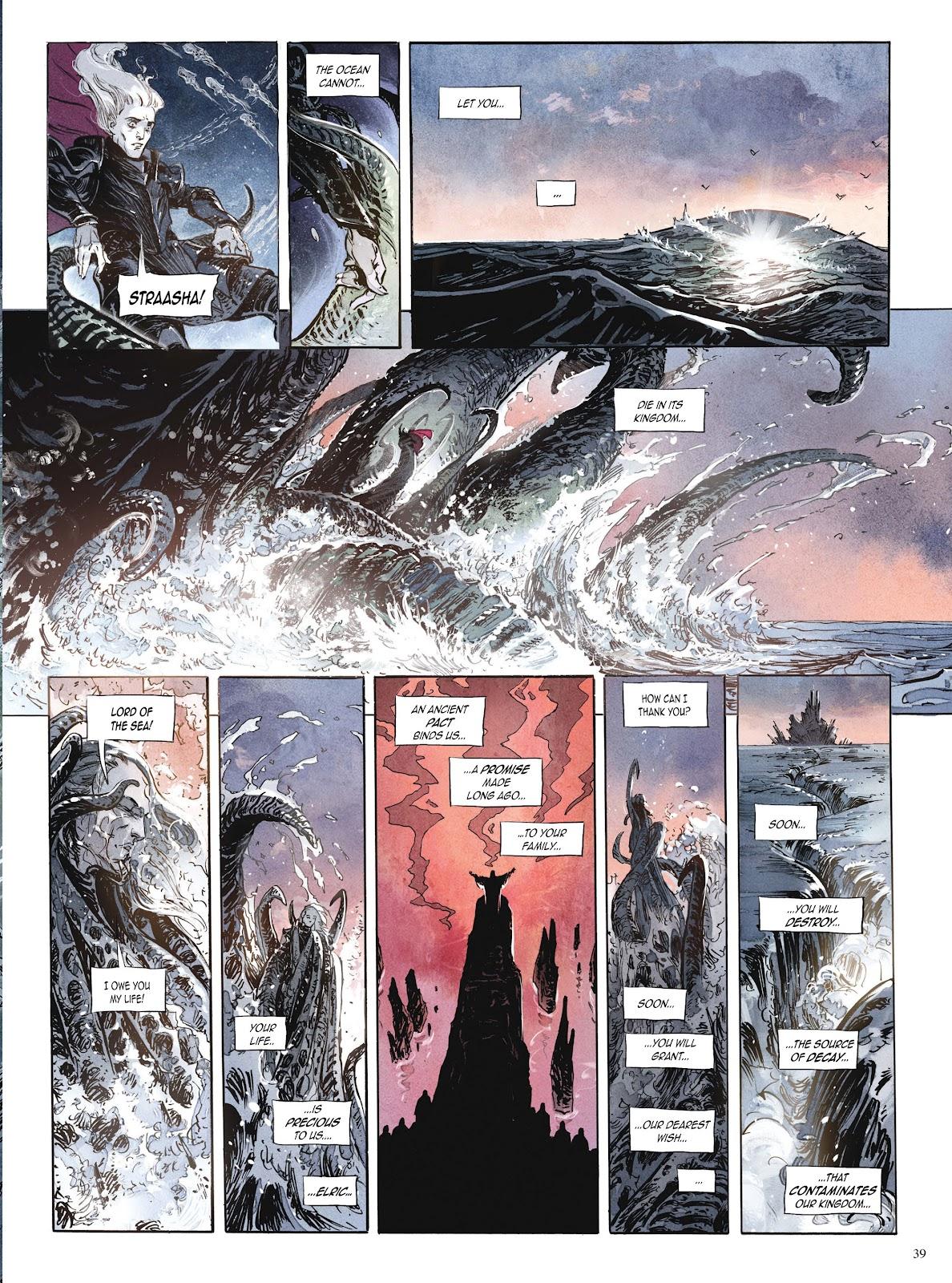 Elric (2014) TPB 1 #1 - English 38