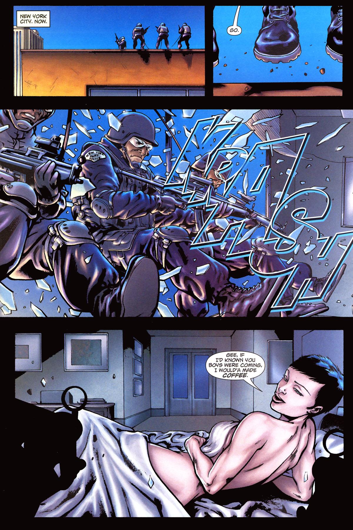 Read online Martian Manhunter (2006) comic -  Issue #6 - 2