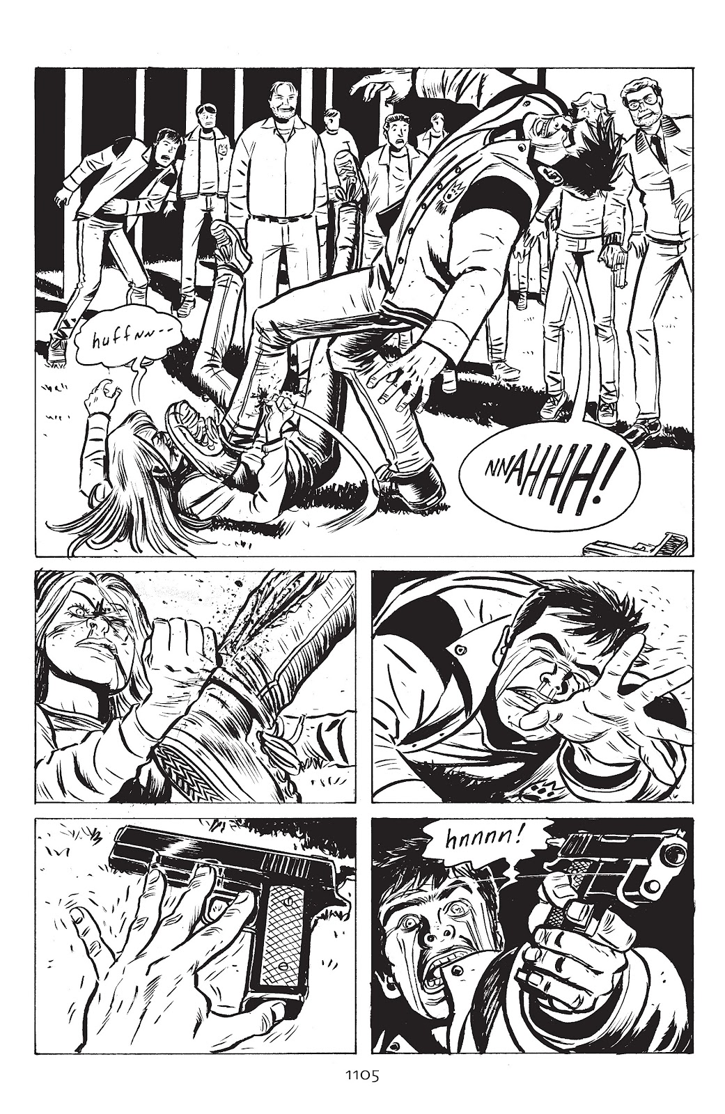 Stray Bullets Issue #41 #41 - English 29