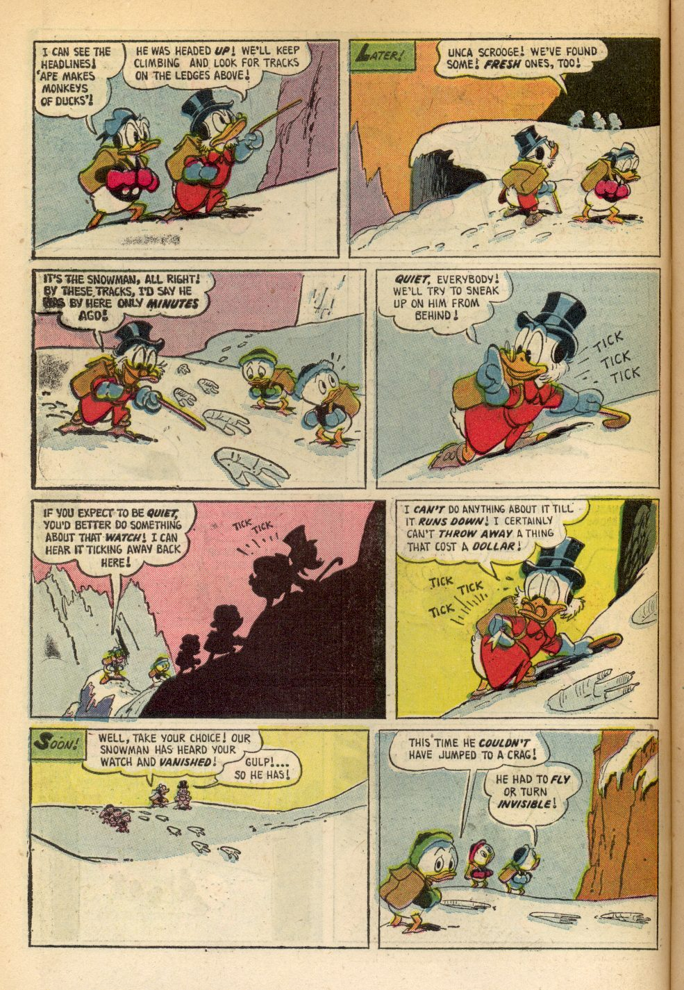 le-scrooge-1953/issue-25 #321 - English 10