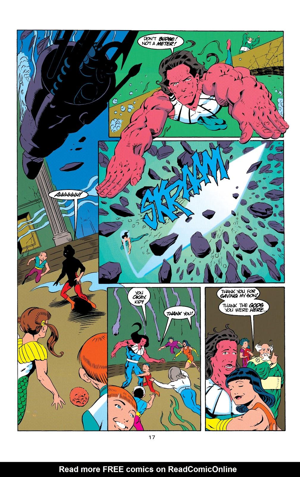 Aquaman (1994) Issue #9 #15 - English 18