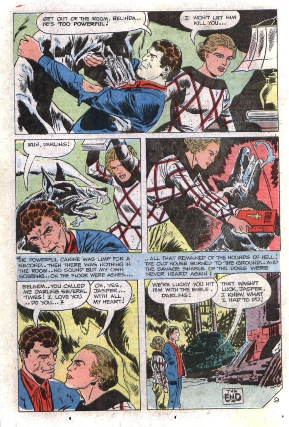 Read online Scary Tales comic -  Issue #36 - 24