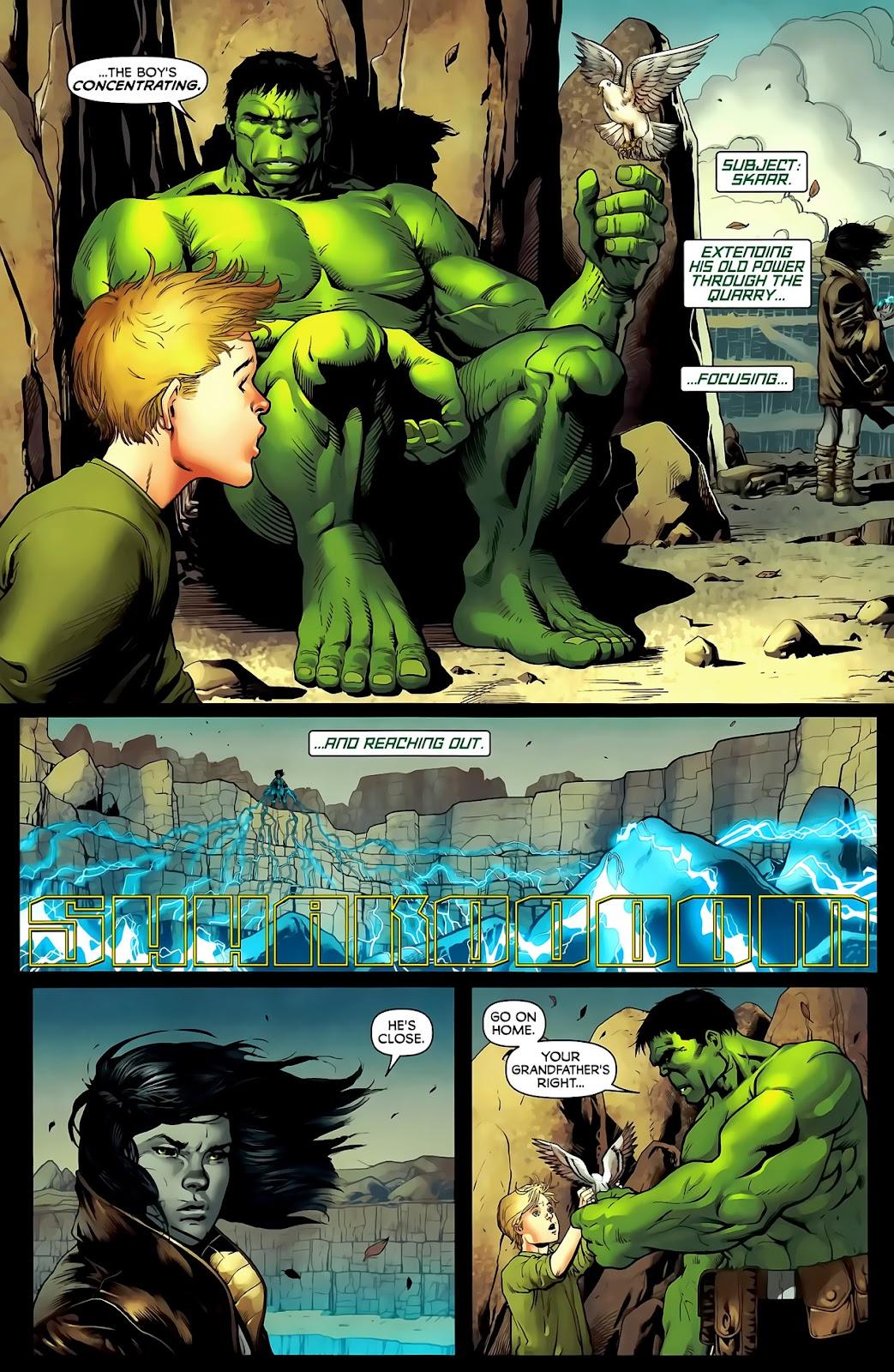 Incredible Hulks (2010) Issue #614 #4 - English 5