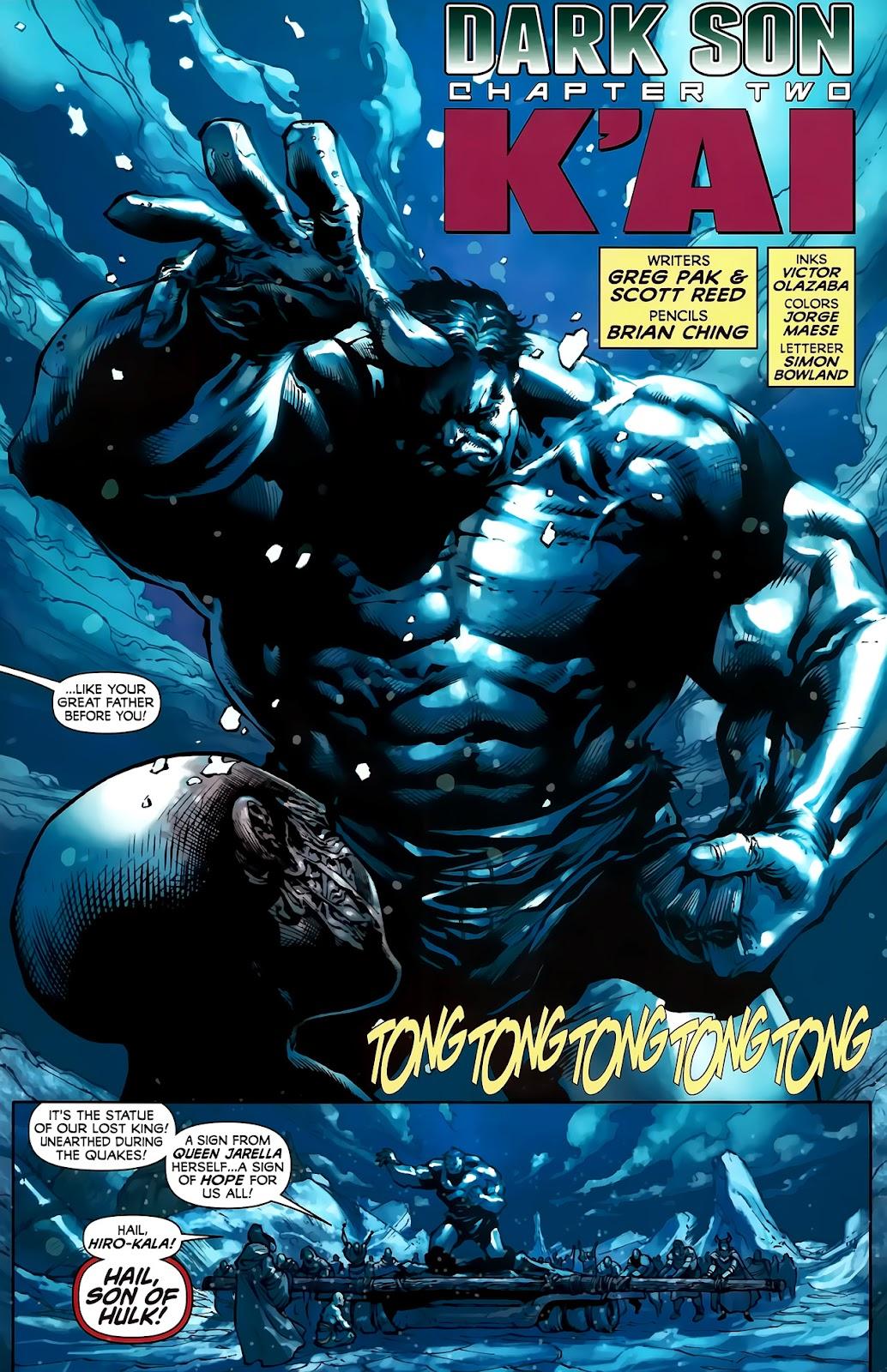 Incredible Hulks (2010) Issue #612 #2 - English 21