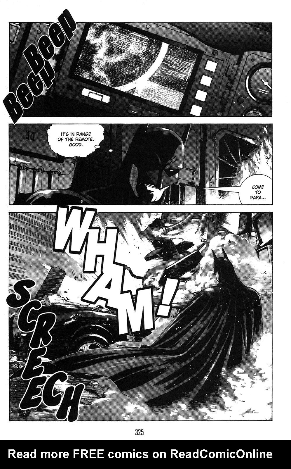 Read online Batman: Child of Dreams comic -  Issue # Full - 308